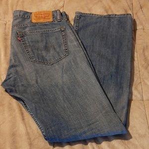 Men's Levi Strauss 527 Jeans